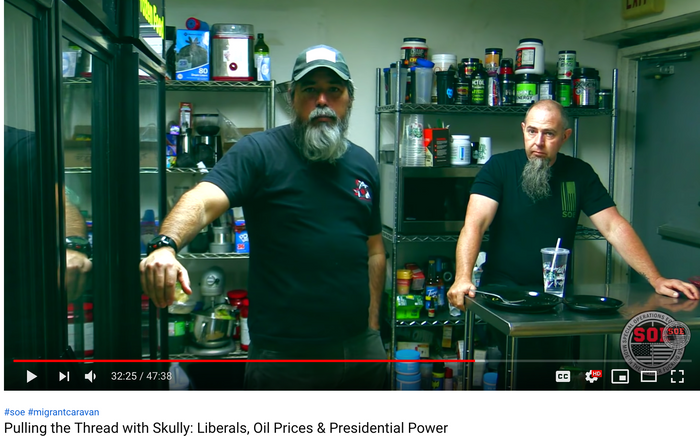 Pulling the Thread with Skully: Liberals, Oil Prices & Presidential Power
