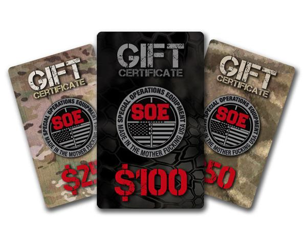 Its always a good time for a virtual Gift certificate