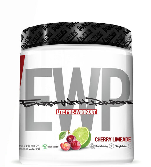 REL  NEW EWP LITE | PRE WORKOUT LITE (white container)
