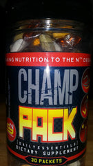 Swinney Nutrition Champ Pack Daily Essential Vitamin Packs