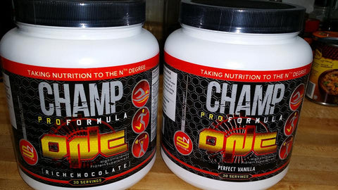 Swinney Nutrition Champ Pro formula High Efficiency Protein