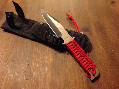 SOE Strider fixed blade collaboration
