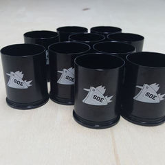 SOE/Aklys 40mm shot glass