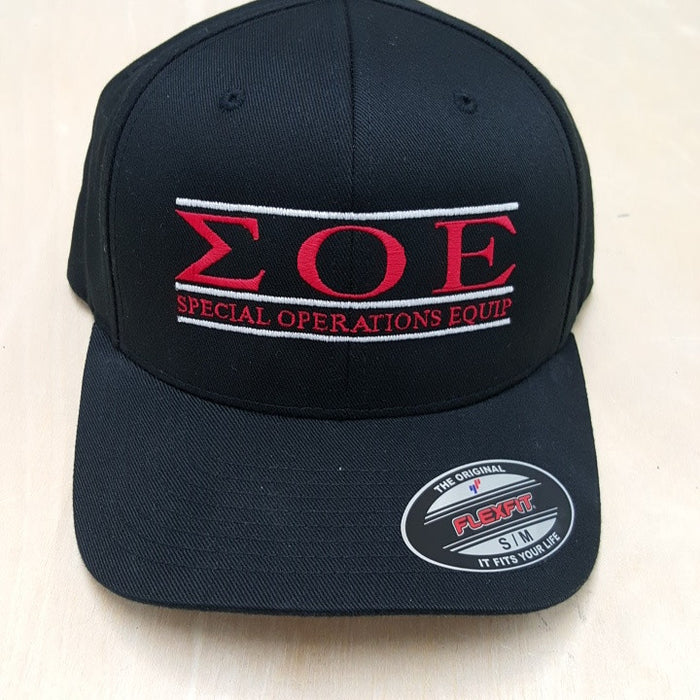 SOE Fraternity Flexfit hat