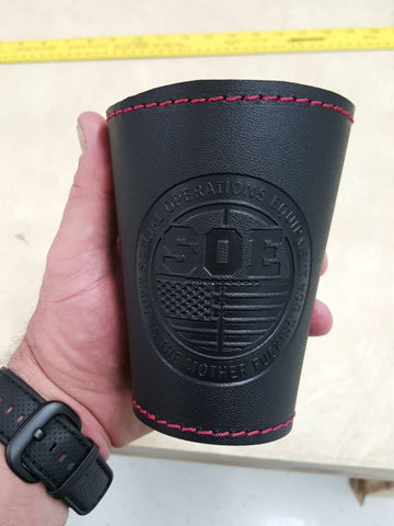 Pint Glass can coozie