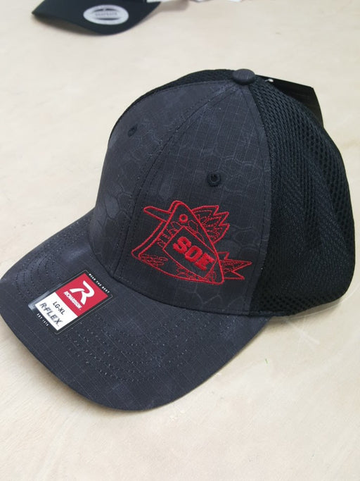 Typhon Combat Cock fitted hat