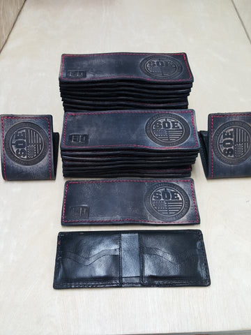 Leather SOE Wallet