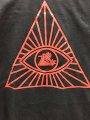 All seeing Cock Eye Tshirt