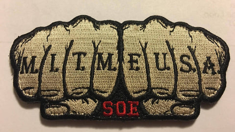 M.I.T.M.F.U.S.A Knuckles  Patch