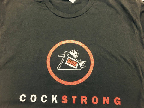 Cock Strong T-shirt