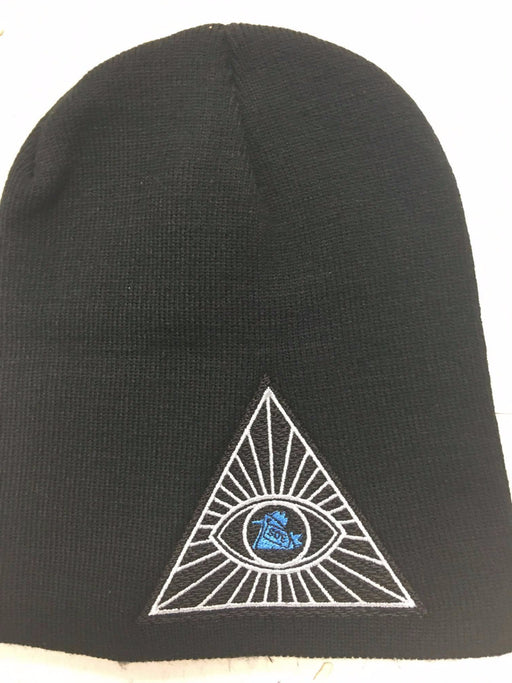 All Seeing Cock Beanie