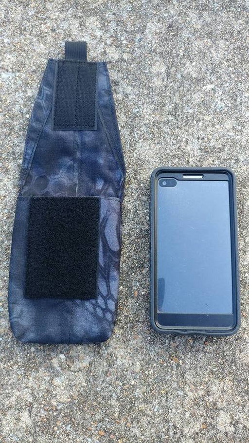 Large phone w/otterbox cover pouch