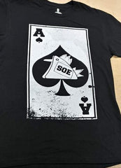 death card shirt