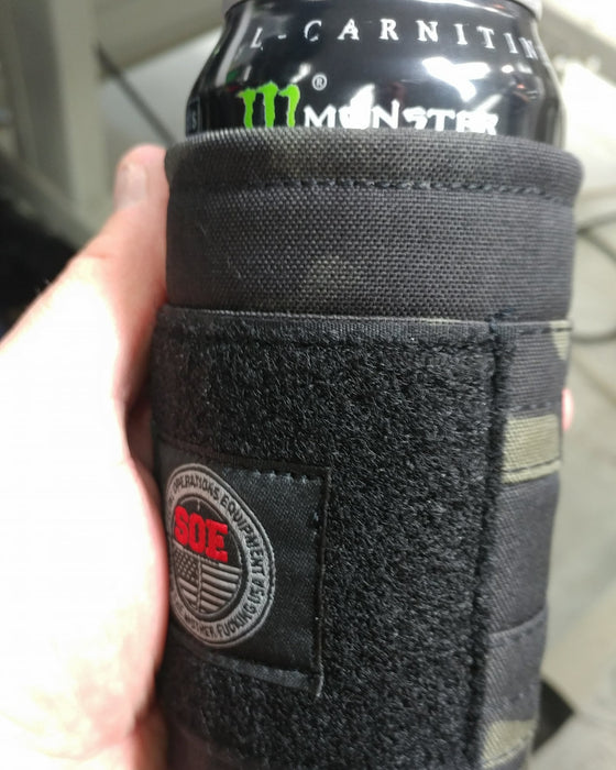 Monster Energy coozie