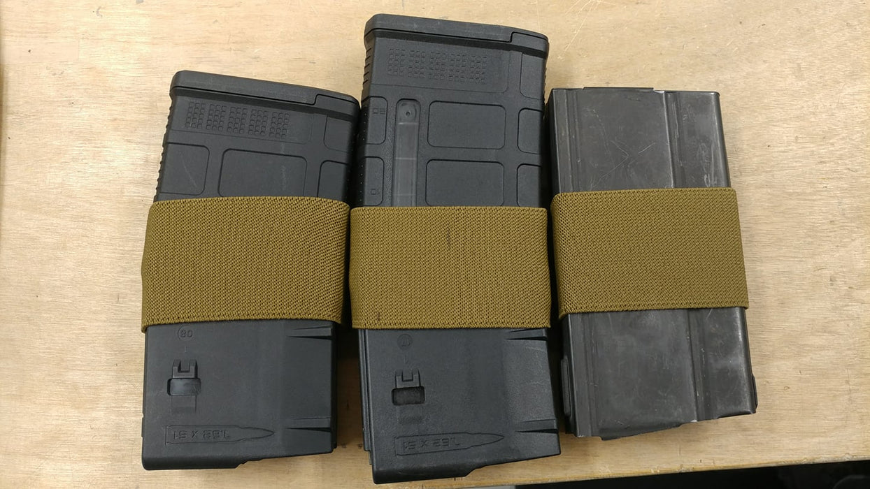 .308 Velcro Backed Rifle Mag Card
