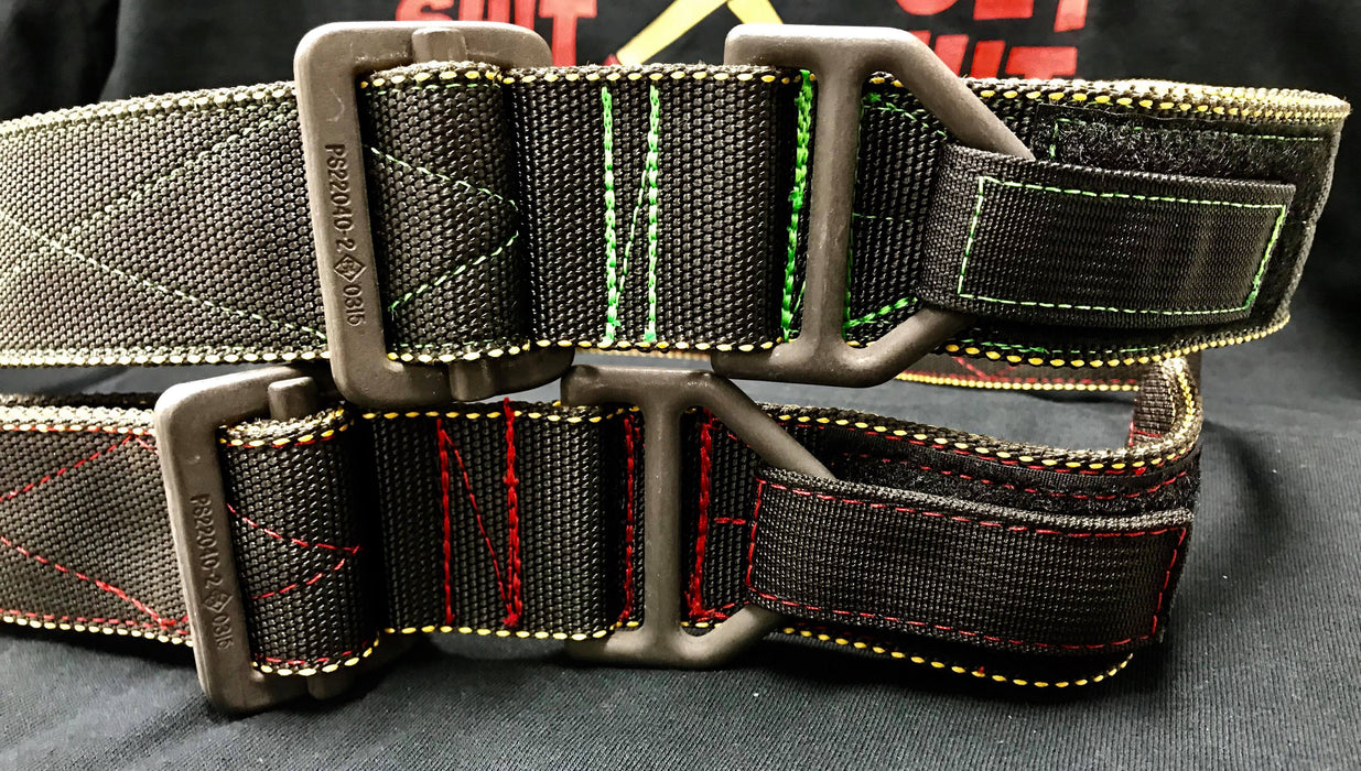 "1.75"" Rigger's Belt With Velcro Lining - Sizes 56"" to 60"""