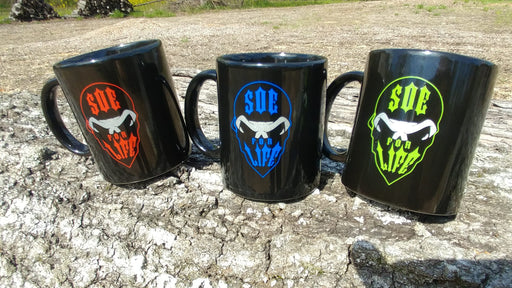 SOE For Life Coffee Mug