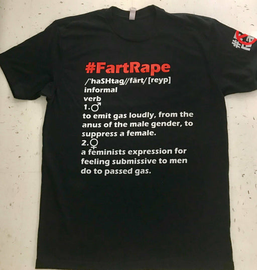 Fart Rape T-Shirt
