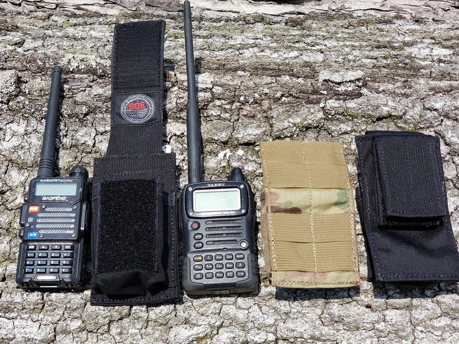 small phone/radio Pouch