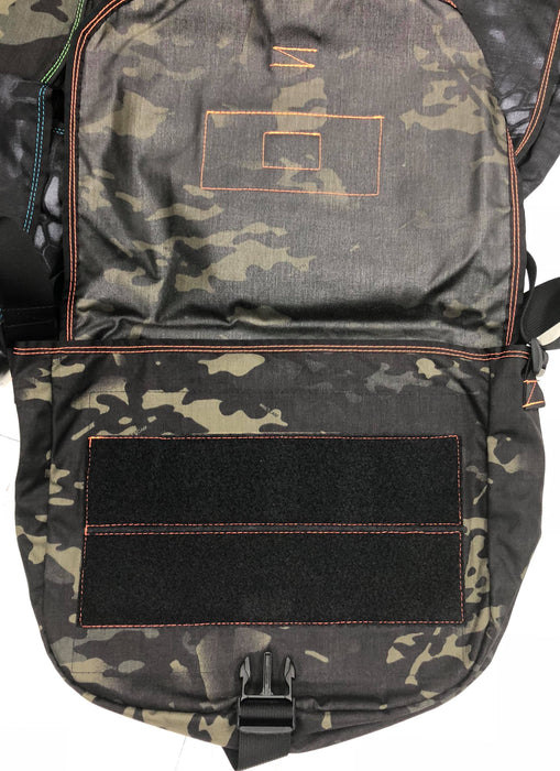 Mystery Order 6 Messenger Bag