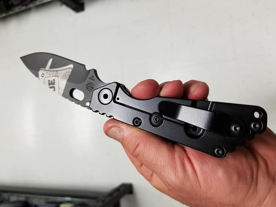 new 2018 SOE Strider SNG
