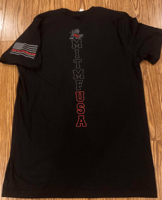 Vertical MITMFUSA T-Shirt