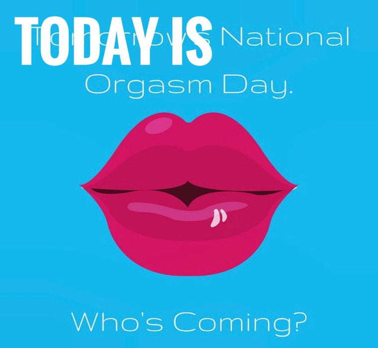 Official Orgasm Day Mystery Order — Special Operations