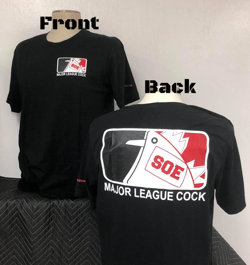Major League Cock T-Shirt