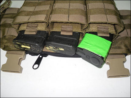 6 Mag Stacked Chest Rig