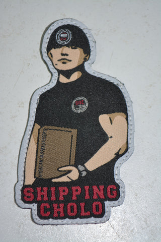 Shipping Cholo Patch