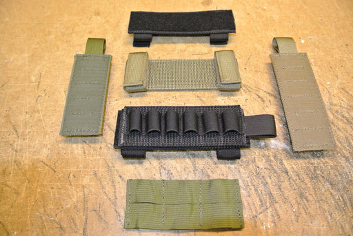 Velcro panel for 12ga cards