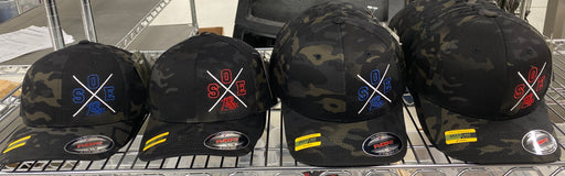SOE X MCB Flex Fit Hats