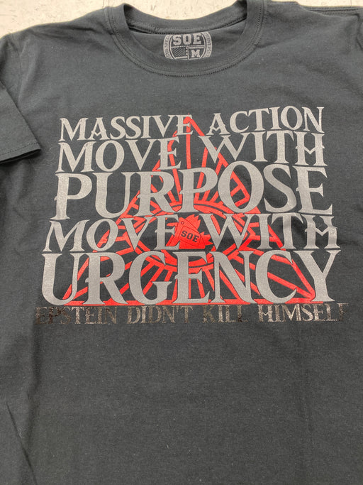 Massive Action T Shirt