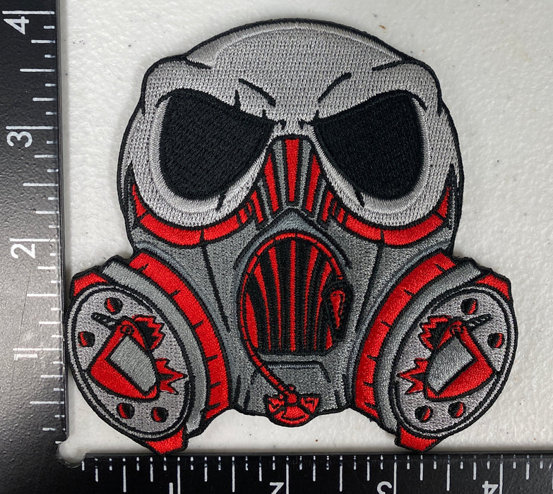 Gas Mask Patch