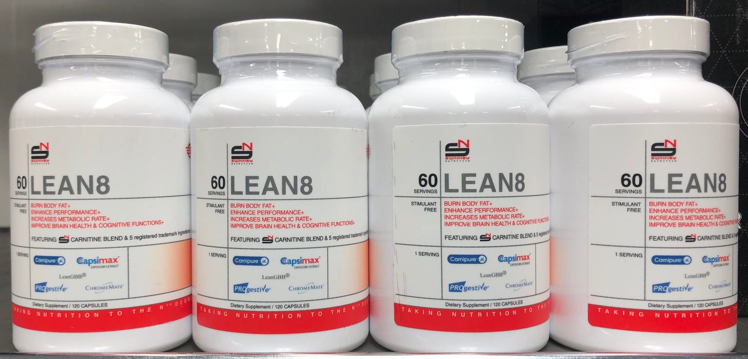 Lean 8 New and Improved!- Swinney Nutrition