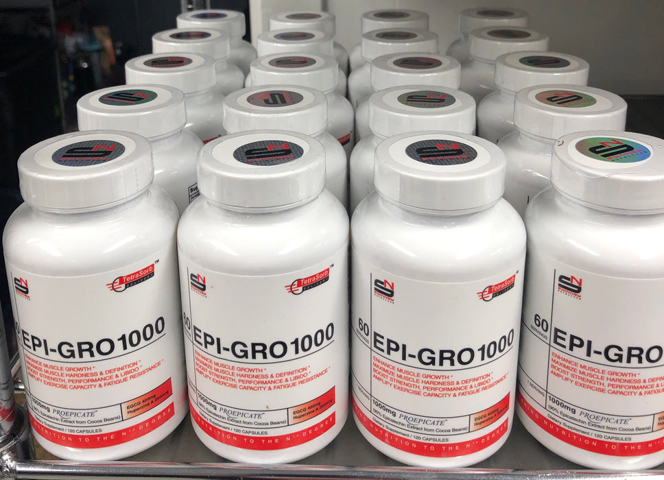 Swinney Nutrition EPI GRO NEW And Improved