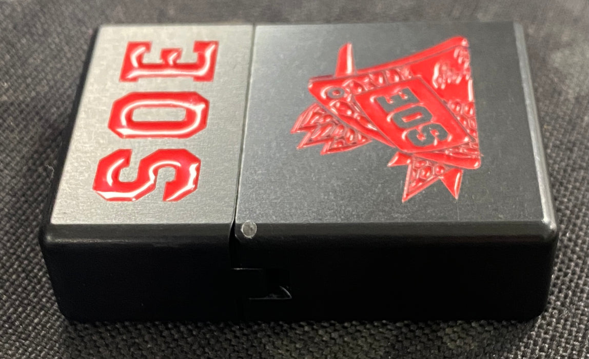 SOE Billet Refillable Lighter