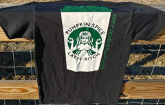 Pumpkin Spice Late Bitch shirt