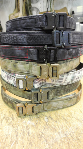 Camo Wrapped EDC Belt