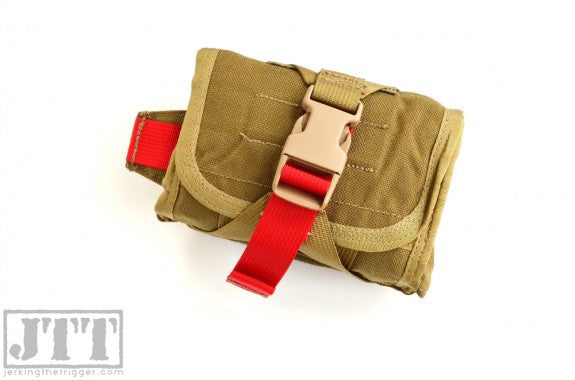 Compact Tear-Off Med Pouch