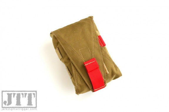 Compact Tear-Off Med Pouch ...
