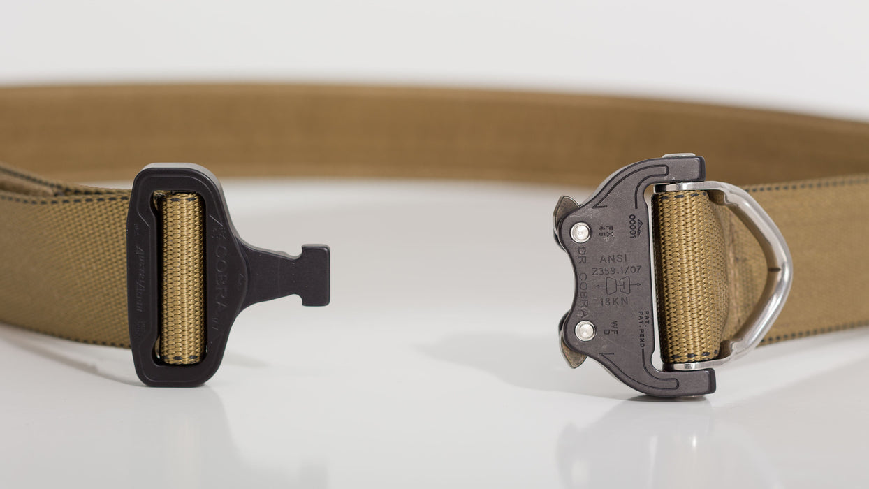 "D-Ring Cobra 1.75"" belt sizes 36""-44"""