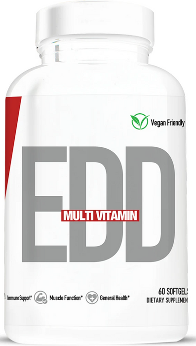 EDD | EVERY DAMN DAY | MULTI-VITAMIN