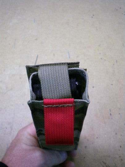 Deployable TQ Pouch