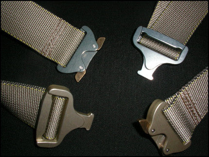 "1.75"" Cobra Rigger's Belt Without Velcro Lining - Size 36"" to 44"""