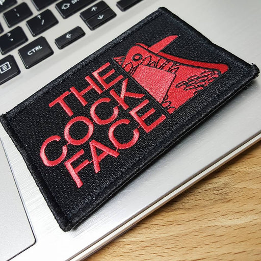 The Cock Face Patch