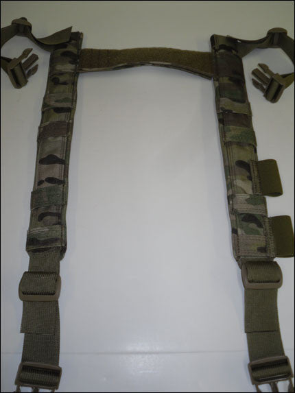 Slim Padded H-Harness — Special Operations Equipt