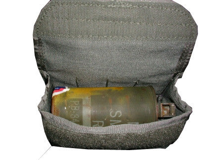 Horizontal Smoke Pouch