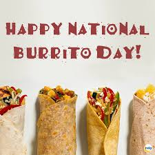 National Burrito Day Mystery Item