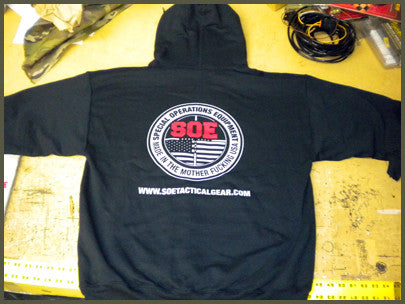 MITMFUSA (Made In The MotherFucking USA) Logo Hoodie